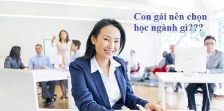 Top 7 ngành nghề dành cho phụ nữ hot nhất