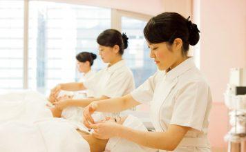 chương trình đào tạo cao đẳng chăm sóc sắc đẹp