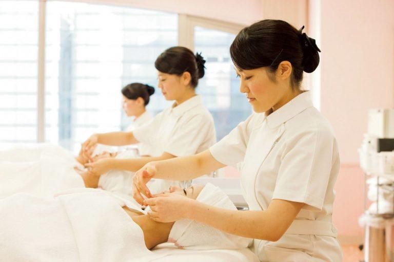 Mô tả chương trình đào tạo Cao đẳng Chăm sóc sắc đẹp