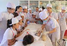 mô tả chương trình đào tạo cao đẳng điều dưỡng