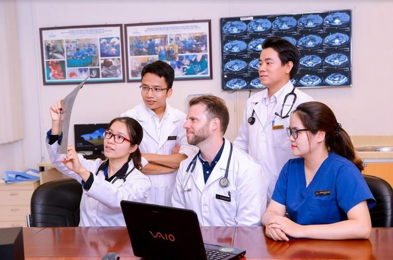 dự thảo chuong trình đào tạo bác sĩ