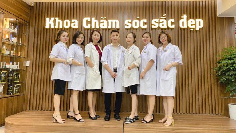 Giới thiệu Khoa Chăm sóc sắc đẹp Trường Cao đẳng Y Hà Nội
