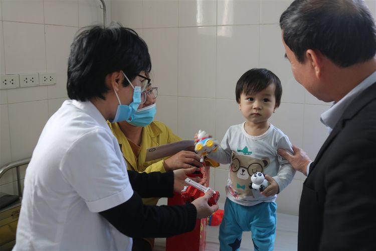 chương trình thiện nguyện tết chia sẻ