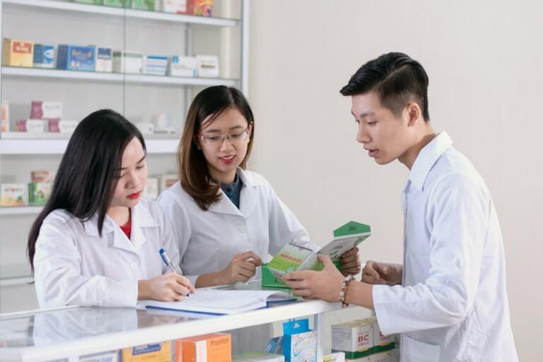 định hướng phát triển nghề nghiệp dược
