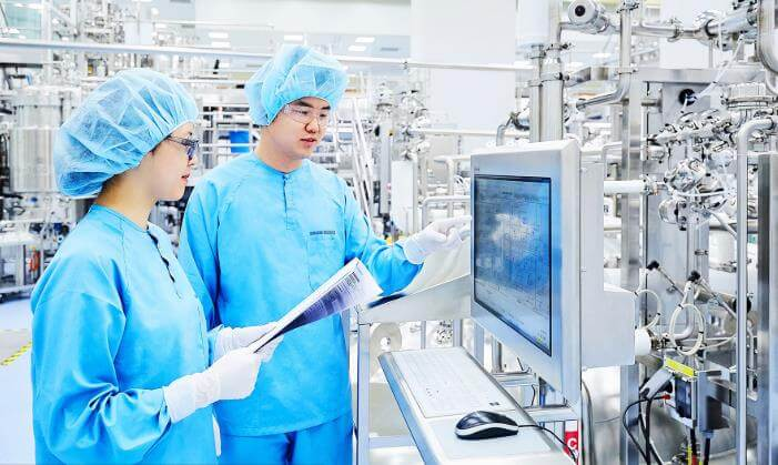 định hướng nghề nghiệp sản xuất dược phẩm