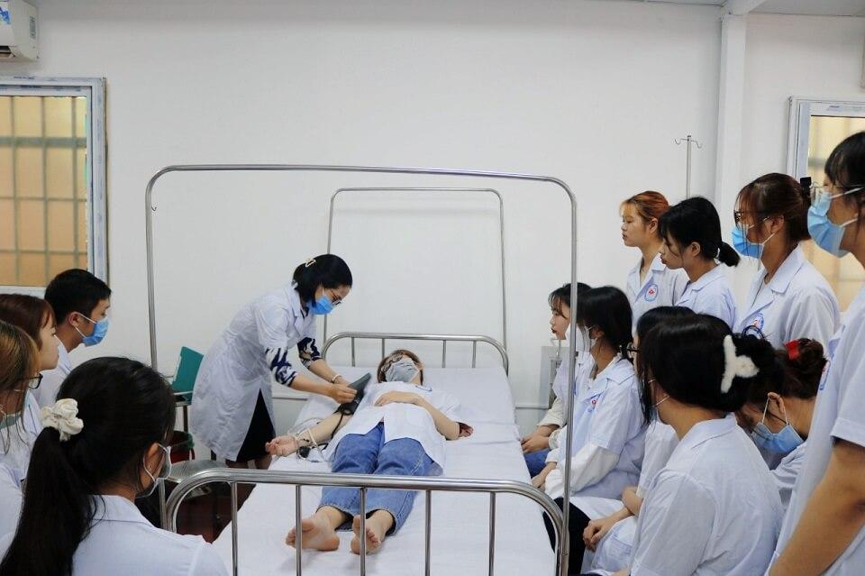 trường cao dẳng y hà nội khoa điều dưỡng