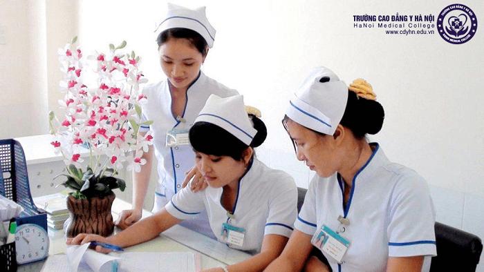 khoa điều dưỡng trường cao dẳng y hà nội