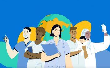 2020 Năm Điều dưỡng viên và Hộ sinh 2020
