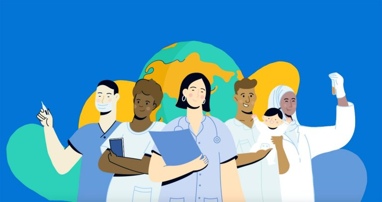 Năm 2020 là năm Quốc tế của ngành Điều dưỡng và Hộ sinh trên toàn cầu