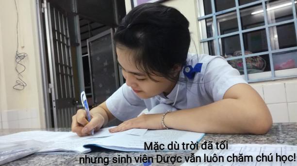 học dược có khó không