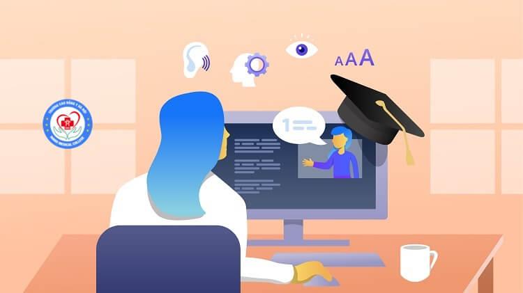 Thời khóa biểu môn học đầu khóa cho sinh viên K21 năm học 2021-2022